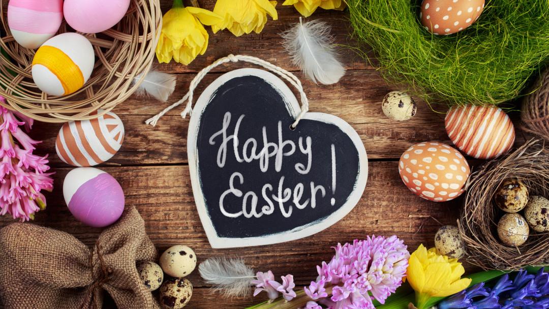 Frohe Ostern wünscht semcona