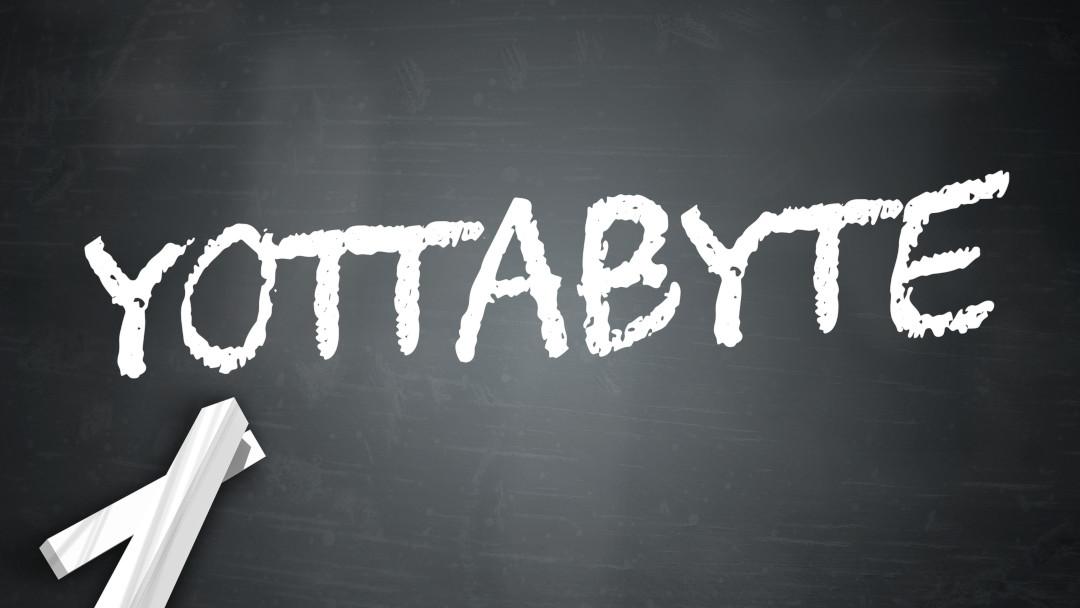 Yottabyte