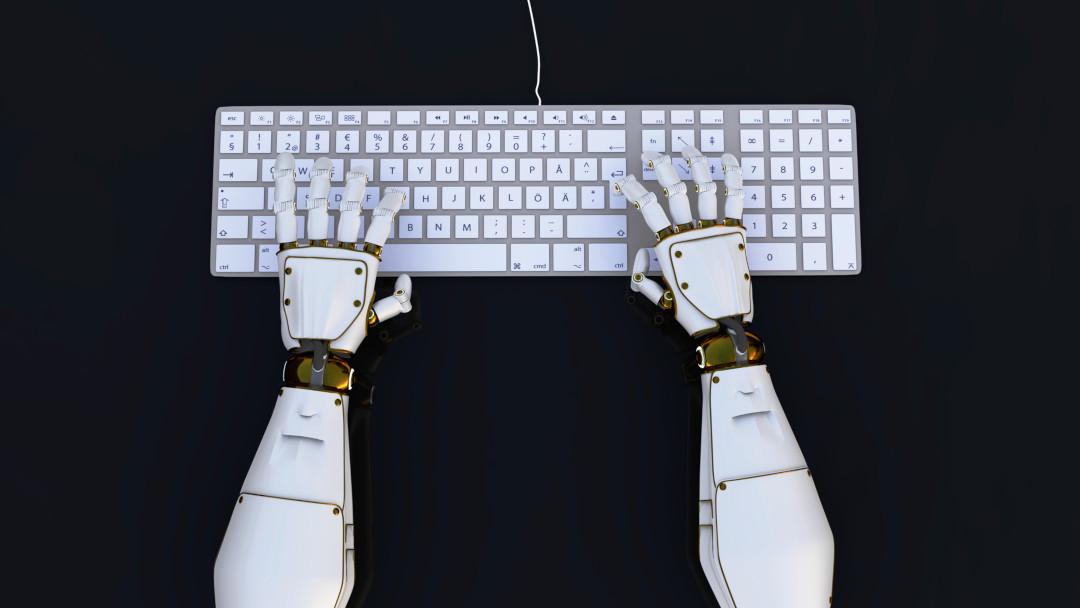 Softbots unterstützen Datenverarbeitung