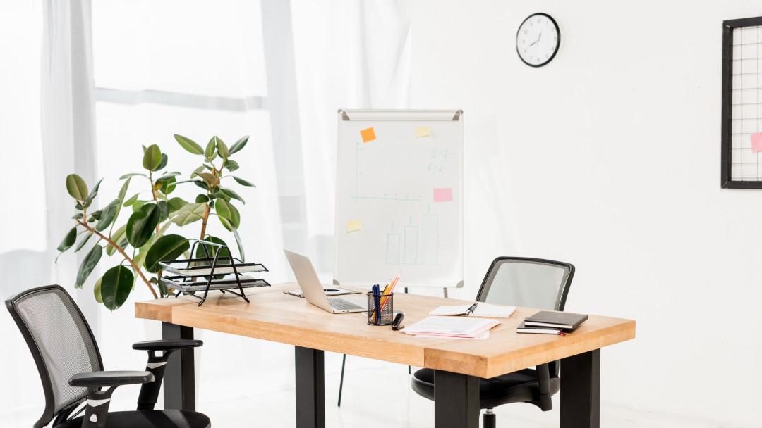 semcona Büro höhenverstellbarer Schreibtisch