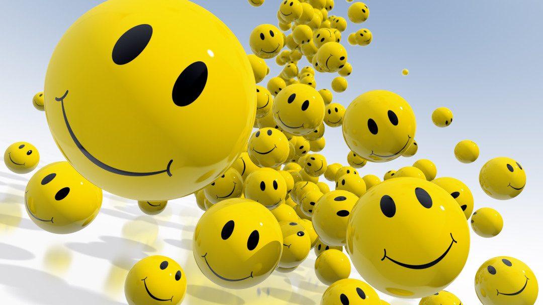 Seid ihr auch dem Smiley Wahn verfallen? ;-)