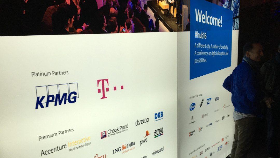 hub conference – Wie digital und innovativ ist Deutschland?