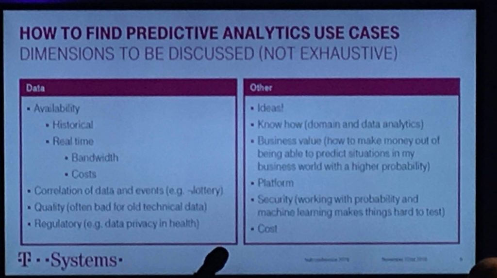How to find predictive analytics use cases
