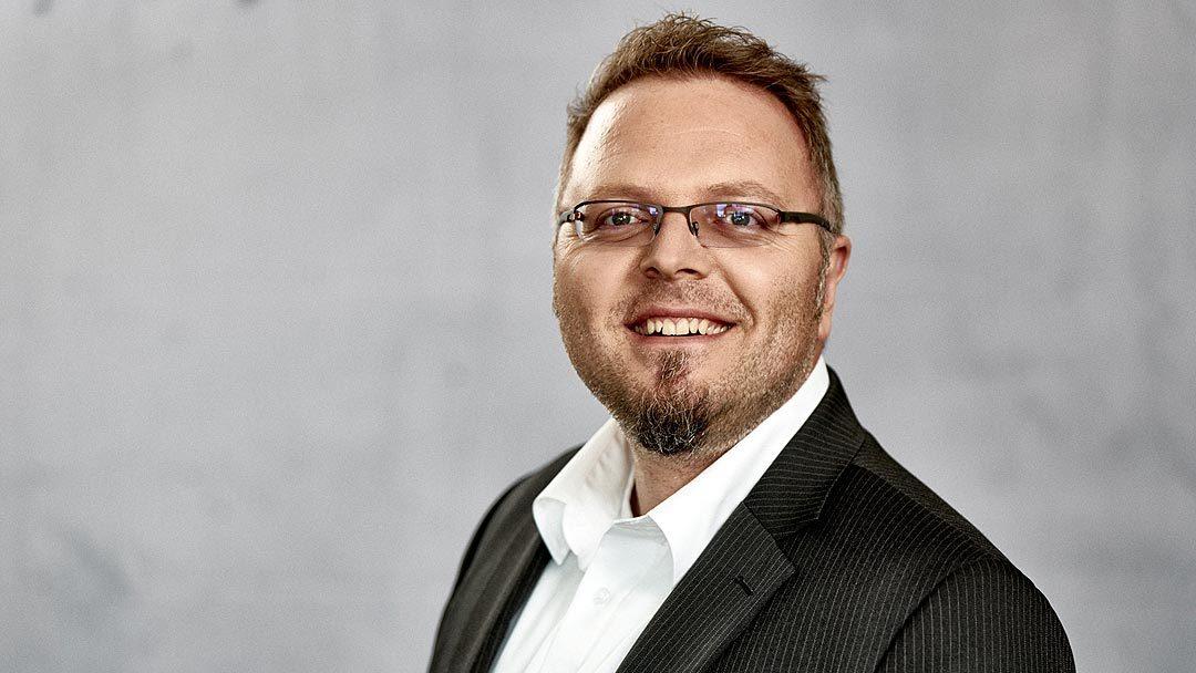"""Jan Pötzscher: """"Ich freue mich auf die Herausforderung, mehr Unternehmen von Semantik und Context Marketing zu überzeugen."""""""