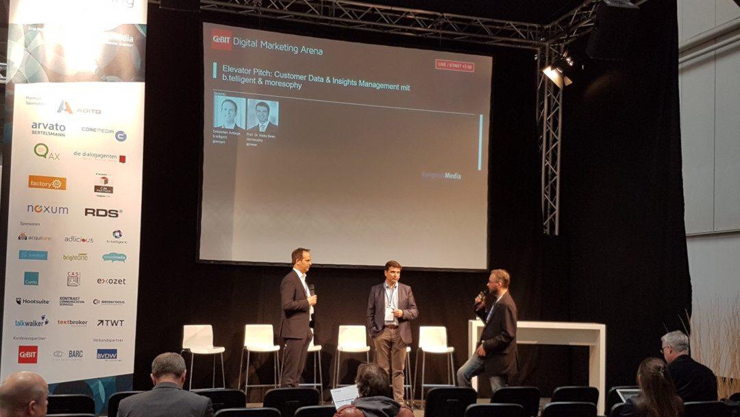 CeBIT Digital Marketing Arena – die Konferenz für digitale Trends
