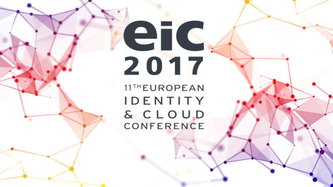 semcona und MORESOPHY sind als Speaker bei der European Identity & Cloud Conference (EIC)