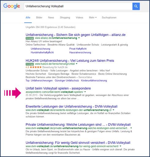 Der Mehrwert von Relevanzoptimierung (SRO) ggü. Suchmaschinenoptimierung (SRO)
