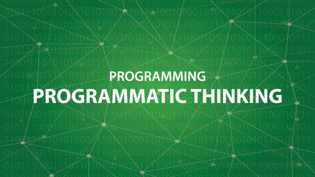 ProgrammatiCon 2018 – Denk weiter. Denk datadriven.