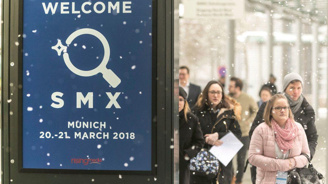 Komm mit semcona zur SMX nach München!