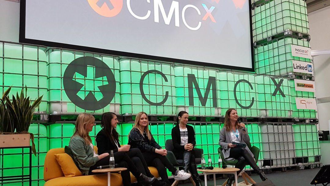 CMCX – eine Konferenz über Content, Marketing, Relevanz und ein wenig KI