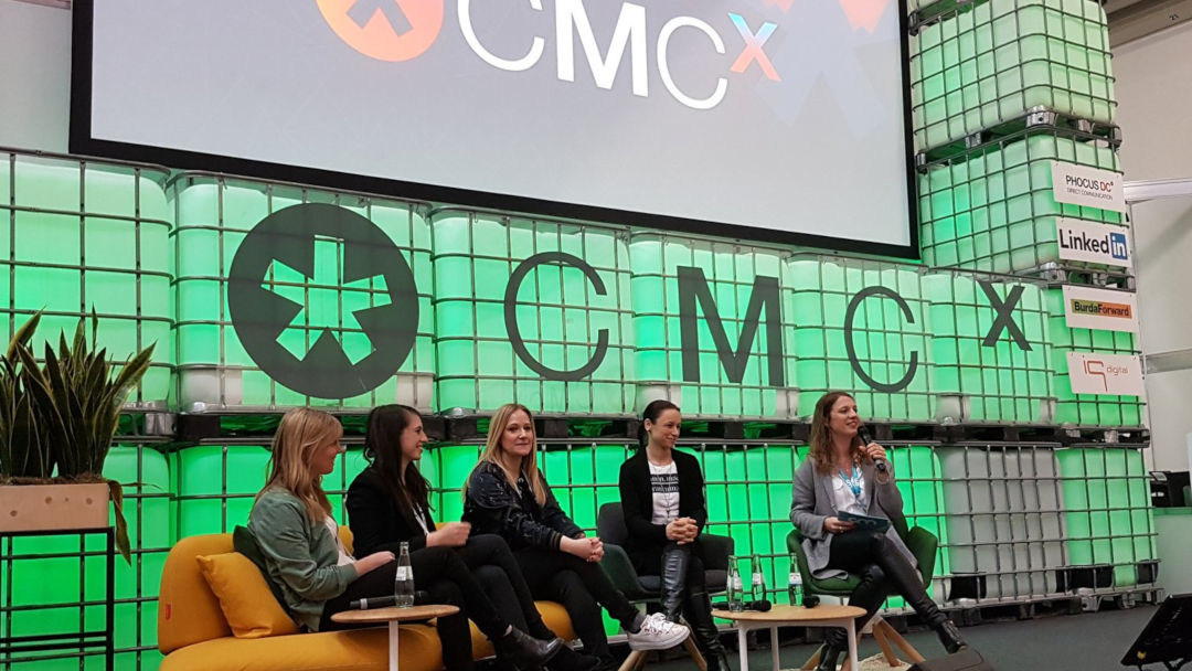 CMCX - Content Marketing Conference & Exposition