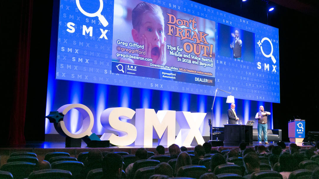 SMX München: Game of Search