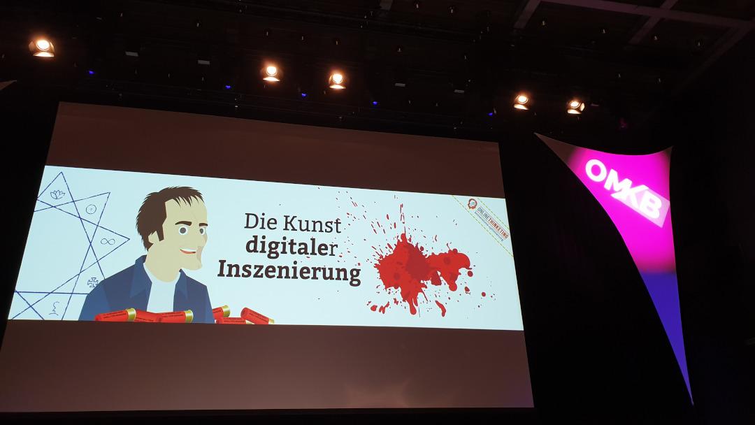 Karl Kratz und die digitale Inszenierung