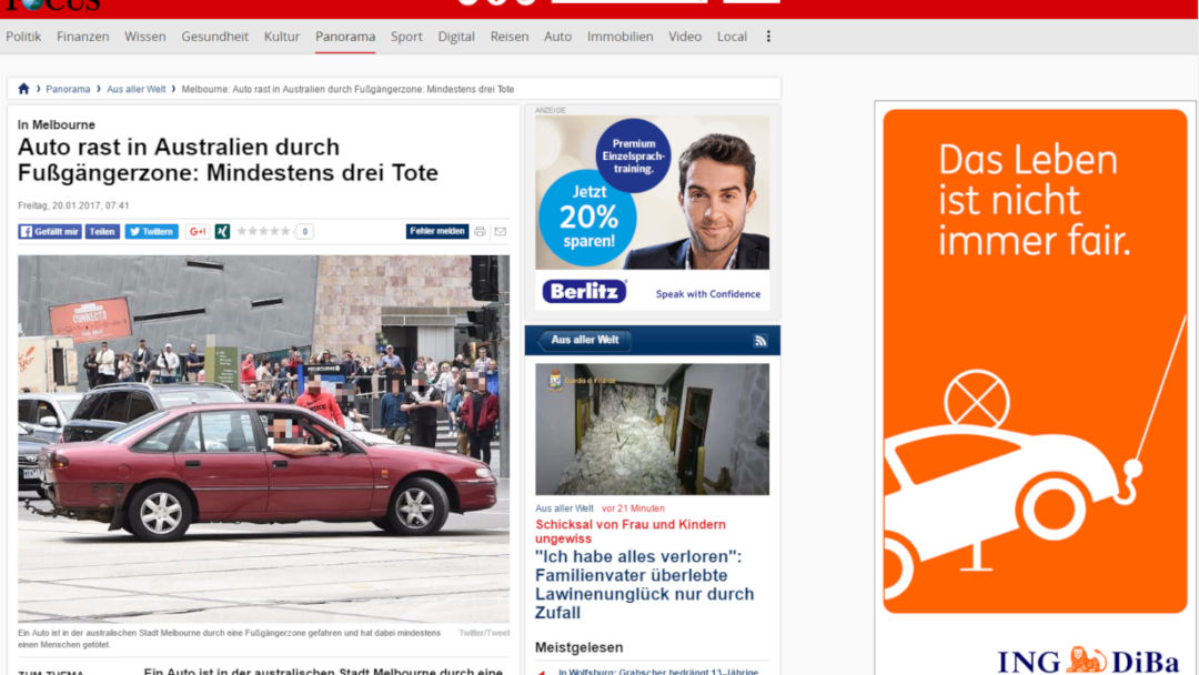 Bad Ads gefährden Brand Safety