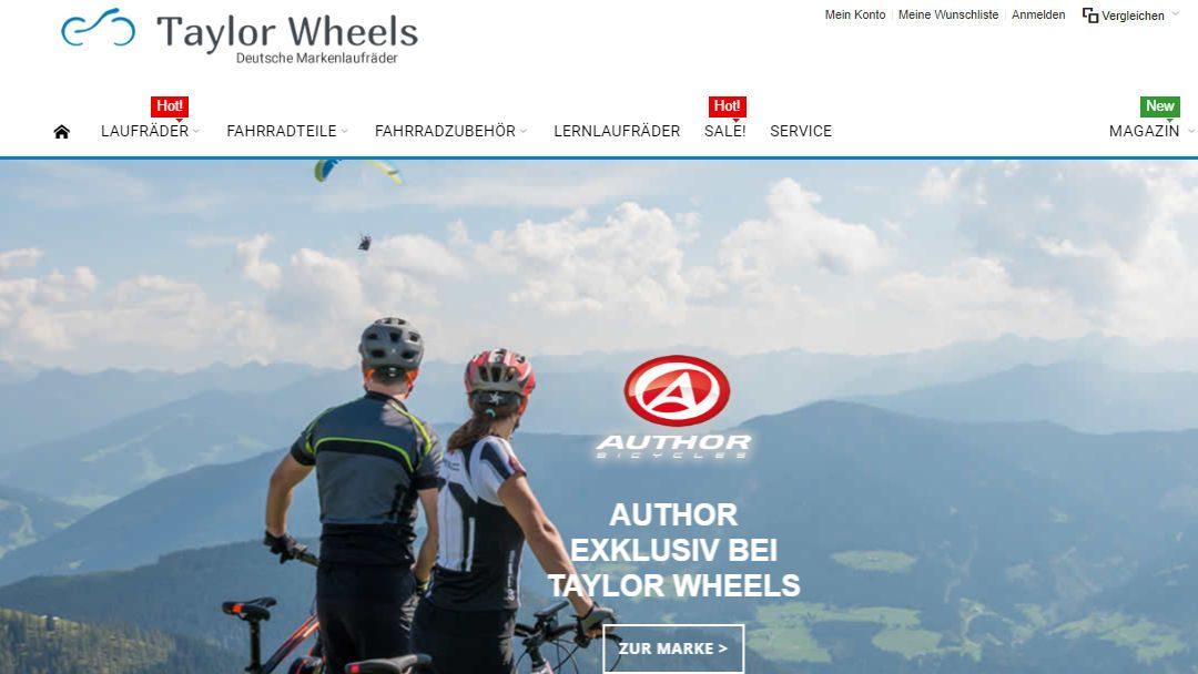 Mit KI zu mehr Relevanz im Online-Shop von Taylor Wheels