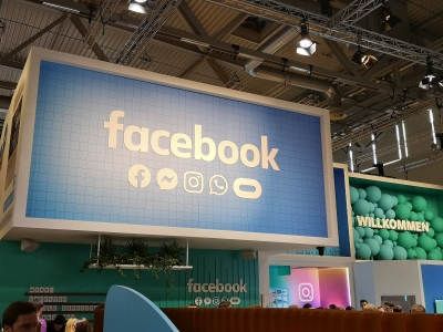 dmexco - Facebook Stand