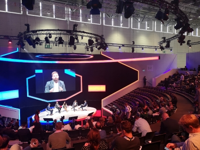 dmexco Experience Stage