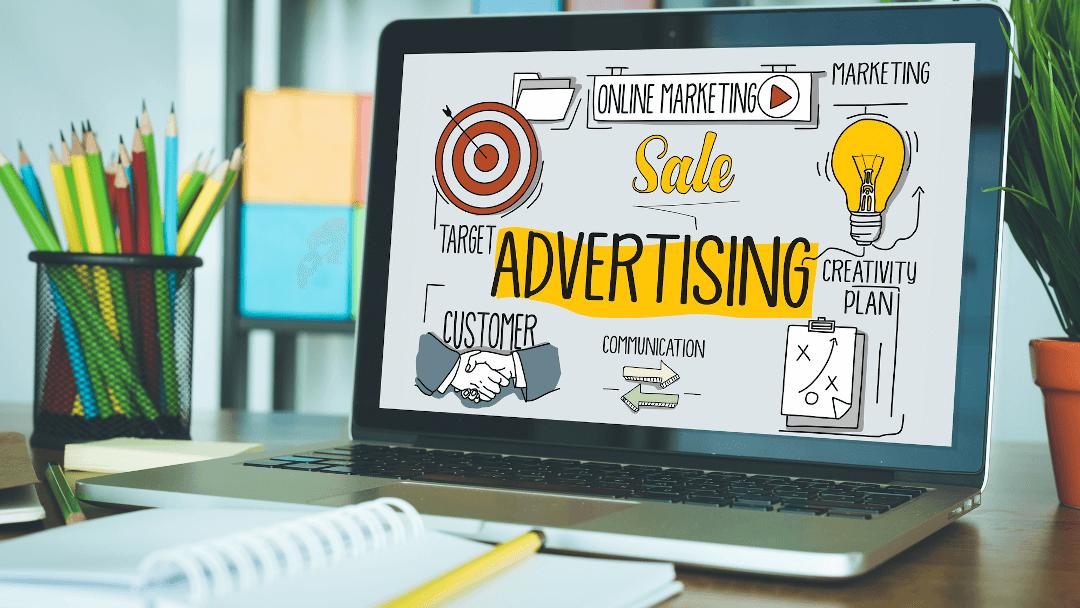 Der Online-Werbemarkt wächst