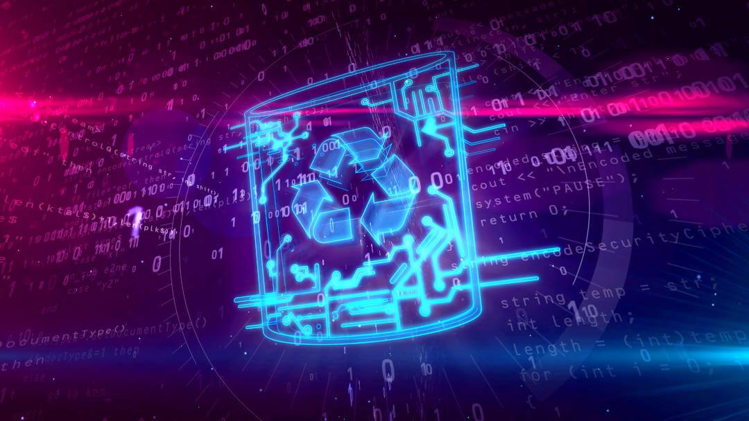 Warum Daten löschen nicht gleich Daten vernichten ist