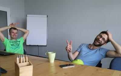 Wanted: Webentwickler (m/w/d) – Markus & Sven suchen Dich als Unterstützung