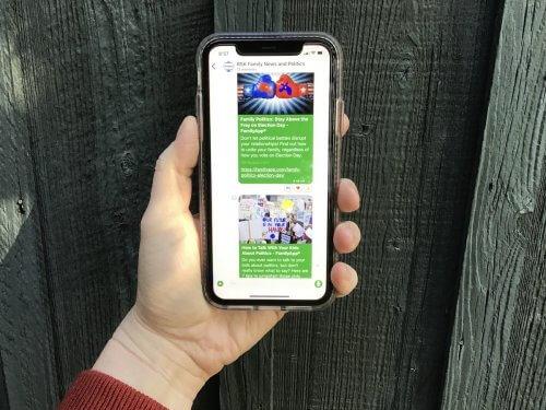 Family App: Channel